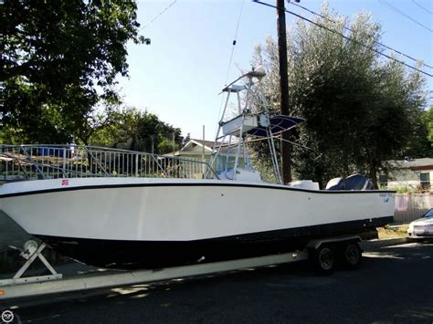 mako boats used 1982 used mako 254 center console fishing boat for sale