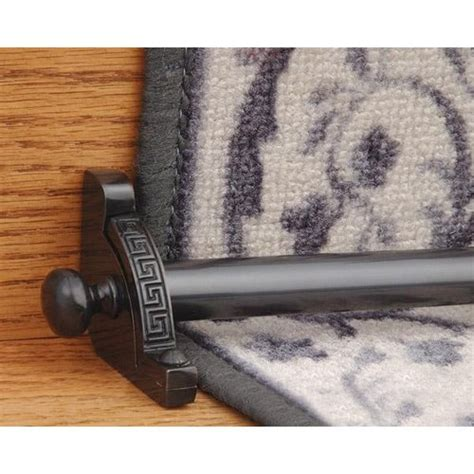 rug holders on carpet carpet stair rod and holder set finial s restorers 174