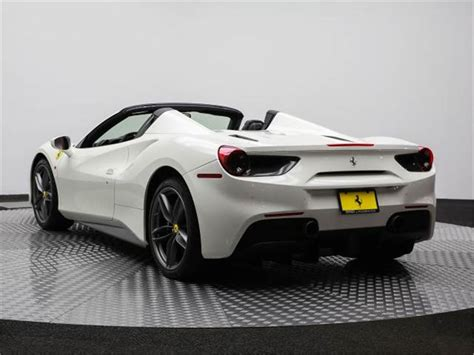 2016 488 spider for sale gc 22039 gocars