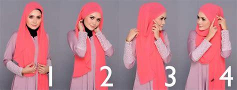 tutorial hijab long pashmina modern hijab tutorial for long shawl hijabiworld
