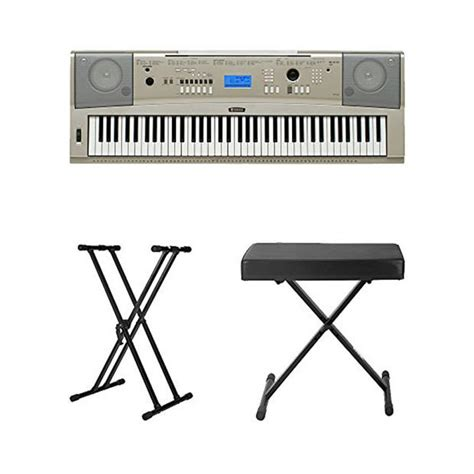 Keyboard Yamaha Ypg 235 yamaha ypg 235 76 key portable grand piano keyboard gray