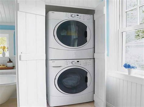 how to install a laundry washer and dryers how to install washer and dryer