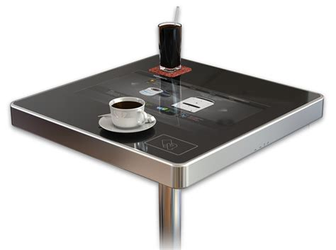 Smart Table by Restaurant Bar Cafe 21 5 Quot Interactive Touch Screen Smart