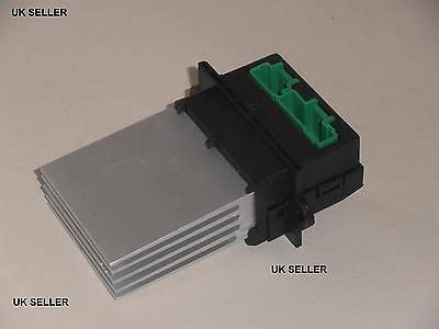 new nissan note models from 2006 onwards heater blower resistor card