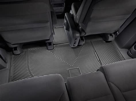 Odyssey Floor Mats - weathertech all weather floor mats 2005 2010 honda