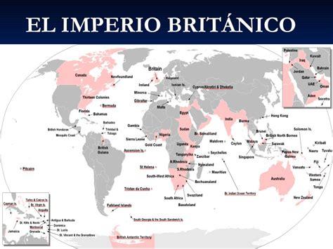 el imperio britanico empire los 10 mejores imperios encuesta
