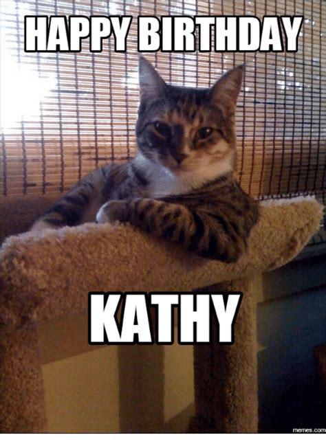 happy birthday kathy memes
