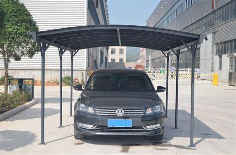 carport 5x3m carport abri voiture 5x3 m anthracite abrirama cp7