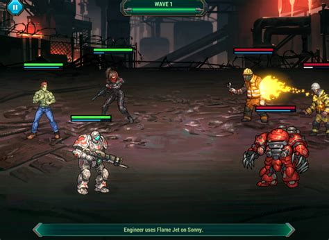 best turn based rpg android update sonny is a sci fi turn based rpg from armor available now on ios sonny new
