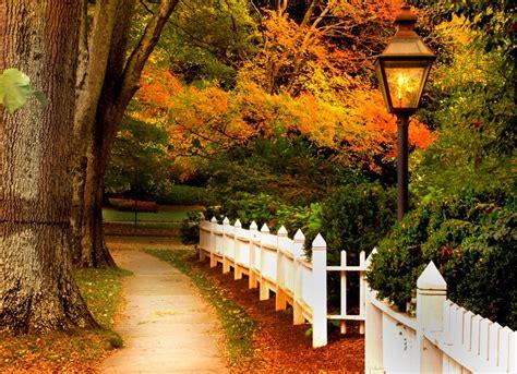 fall house autumn cozy