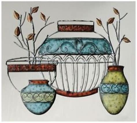 southwest wall decor new south west style metal wall southwest pottery