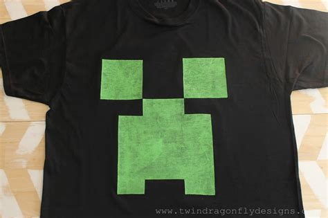 glow in the paint t shirt glow in the creeper t shirt 187 dragonfly designs