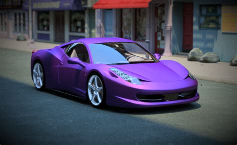 purple ferrari image gallery purple ferrari 458