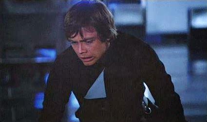 why does luke skywalker wear black in return of the jedi