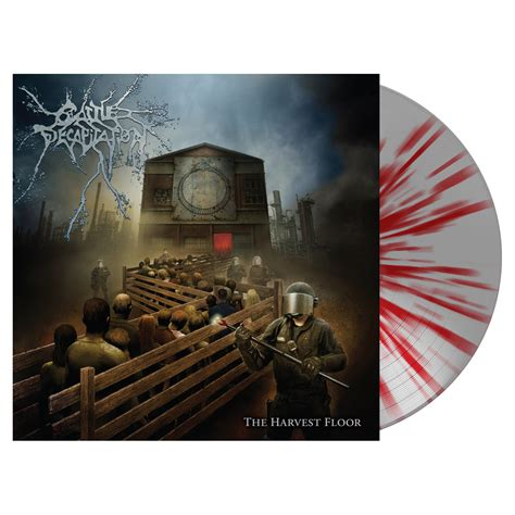 Cattle Decapitation The Harvest Floor by Cattle Decapitation Quot The Harvest Floor Bloody Steel