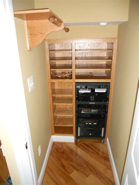 Stair Storage Closet by Sweet Closet Storage Stairs Roselawnlutheran