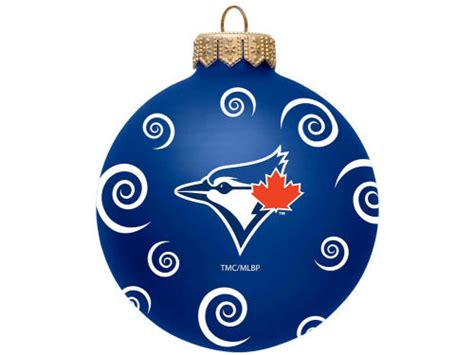 team color swirl ornament 3 quot sports and branded merchandise