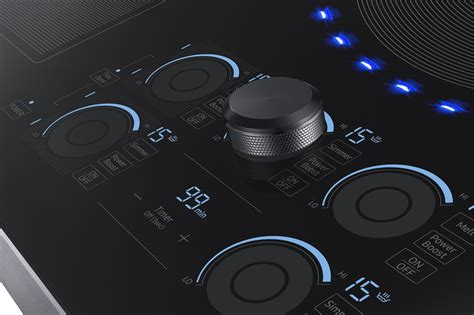 nzkus samsung  induction cooktop stainless
