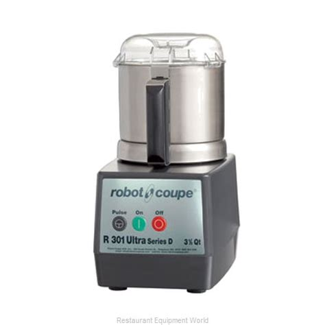 Robot Coupe Couvercle Cutter R2 1064585 robot coupe r301 ultra b food processor vertical cutter mixer