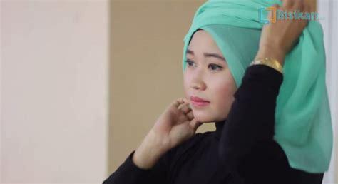 tutorial hijab paris pesta bisikan com hijab ber make up tips hijab segi empat untuk ke pesta