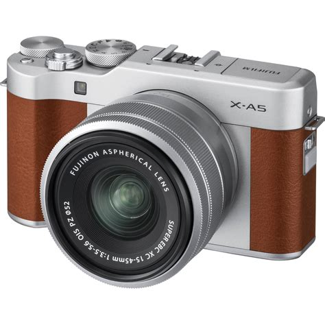 Kamera Mirrorless Fuji fujifilm x a5 mirrorless digital with 15 45mm 16568913