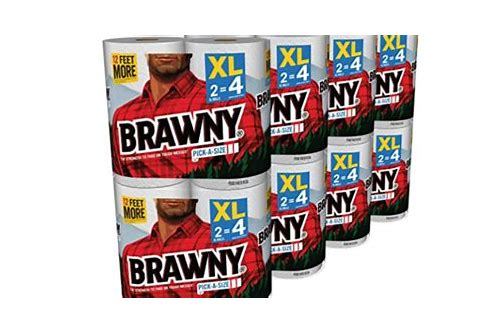 brawny paper towels deals