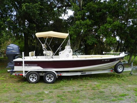 bay boats used used pathfinder bay boats for sale boats