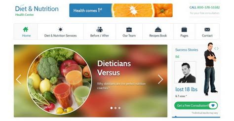 wordpress themes nutrition free 30 best medical wordpress themes for health blogs