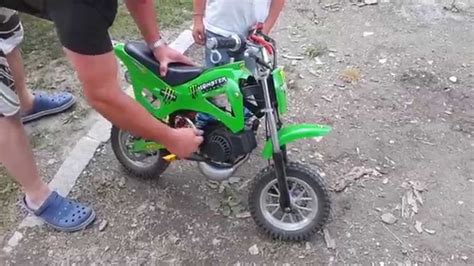 childs motocross bike 49cc mini kids dirt bike youtube