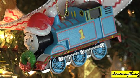 thomas friends thomas the tank engine christmas