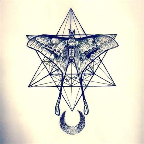 Best Home Ideas Net dotwork moth tattoo design