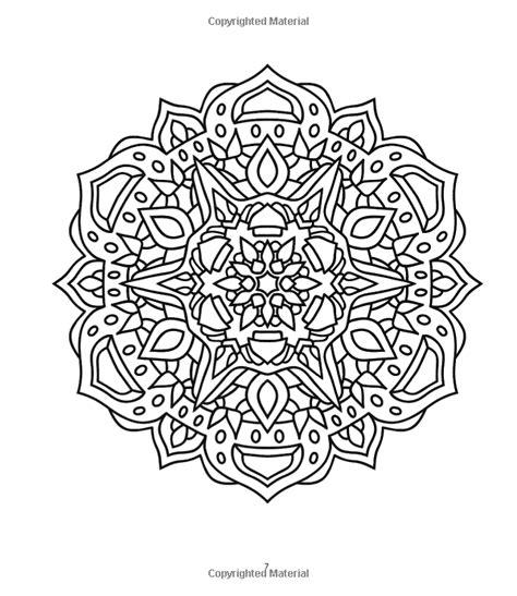 mandala coloring book the mandala coloring book inspire creativity reduce