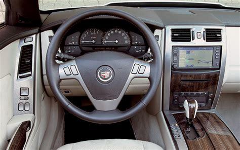 how it works cars 2006 cadillac xlr interior lighting 2006 cadillac xlr v 2007 mercedes sl550 comparison motor trend