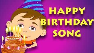happy birthday mp3 free download english download happy birthday song nursery rhymes for children