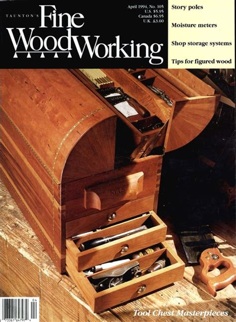 fine woodworking april    magazine