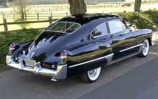 49 Cadillac Coupe The 1st Car Of The Year 49 Cadillac Mint2me