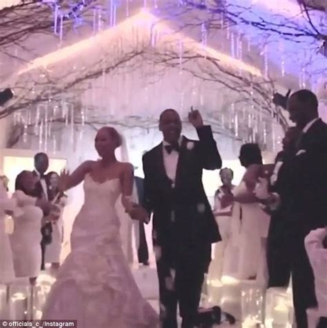 inside the crumbling marriage of jay z and beyonc page six jay z tweets a snippet of beyonce wedding video on their