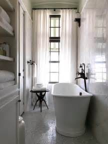 Narrow Bathroom Design Narrow Bathroom Design Home Decoration Live