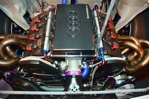 Twin Turbo V8 Audi by Twin Turbo Audi V8 At Autosport International Show