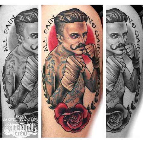 roza realism neotraditional color amp portrait tattoos