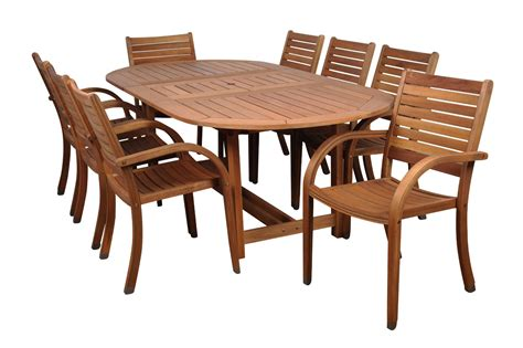 eucalyptus wood outdoor furniture what are the best alternatives to teak wood for patio