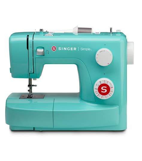 swing machine singer singer simple 3223 sewing machine petrol jo ann