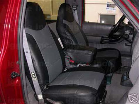 ford ranger seat covers ebay ford ranger 1997 2003 leather like custom seat cover ebay