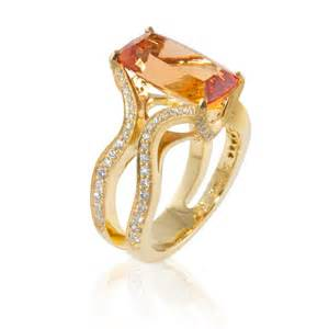 Imperial topaz ring fairchild amp co