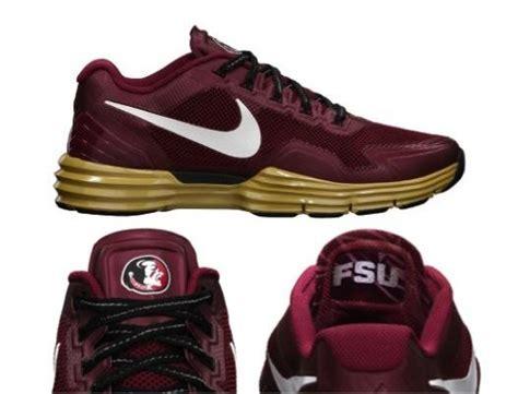 fsu basketball shoes nike lunar tr1 fsu sneakerfiles