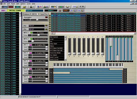 tr editpro soundeditor soundtower software software the triton soundeditor