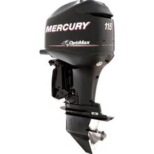 new mercury 115 hp optimax 1 5l outboard motor for sale