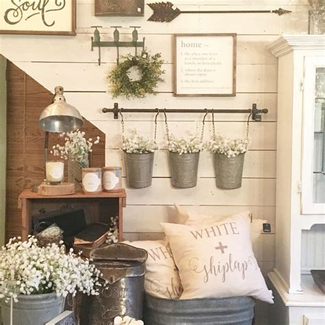 country chic home decor 25 best ideas about rustic farmhouse decor on