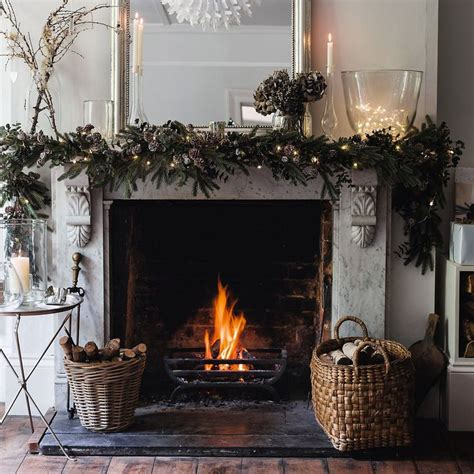 25 best ideas about fireplace decorations on