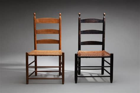 Divinely Inspired Shaker Furniture on View at SFO Museum